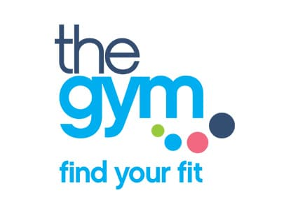 the gym find your fit logo